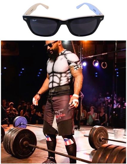 """Do your best and let God do the rest!"""" Blessed Iwear Sunglasses & Apparel ChristIan Athlete Kawika Henderson at the USA powerlifting Arizona State Powerlifting Championships."""