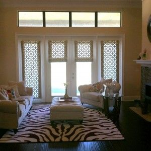French Doors With Sidelights Roller Shades   Google Search