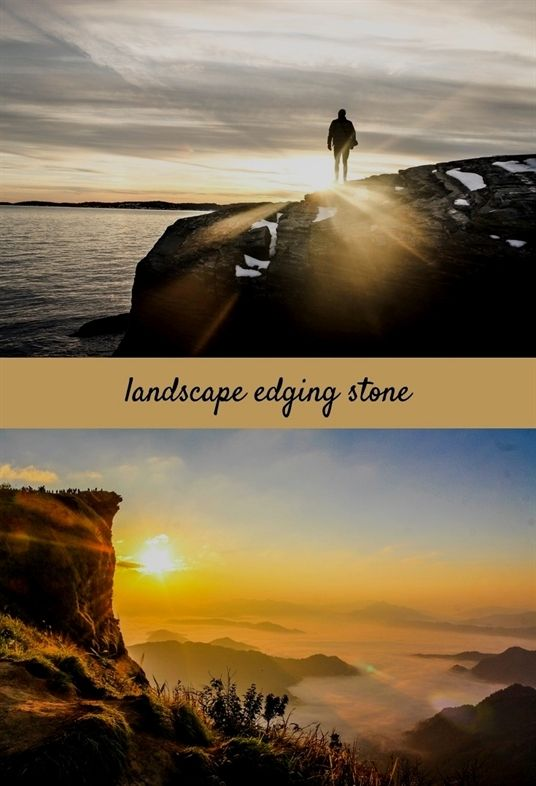 Landscape Edging Stone 216 20181125123232 65 Think About 400 x 300
