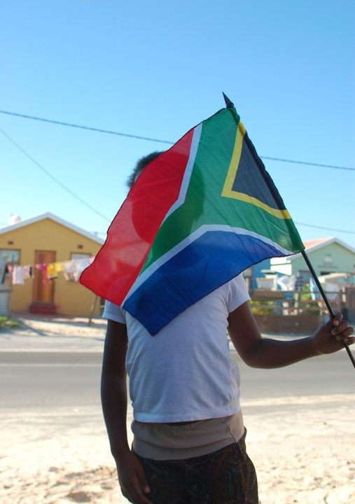 Mfuleni township, Cape Town, South Africa