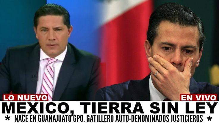 Ultimas noticias de MEXICO, TIERRA DE NADIE, NACE NUEVO GPO. ¿JUSTICIERO...