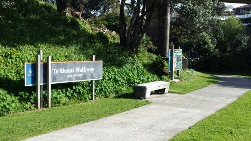 Te Henui Walkway New Plymouth