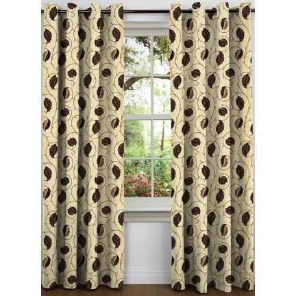 Curtains Ideas best curtain prices : 17 Best ideas about Brown Eyelet Curtains on Pinterest | Curtain ...