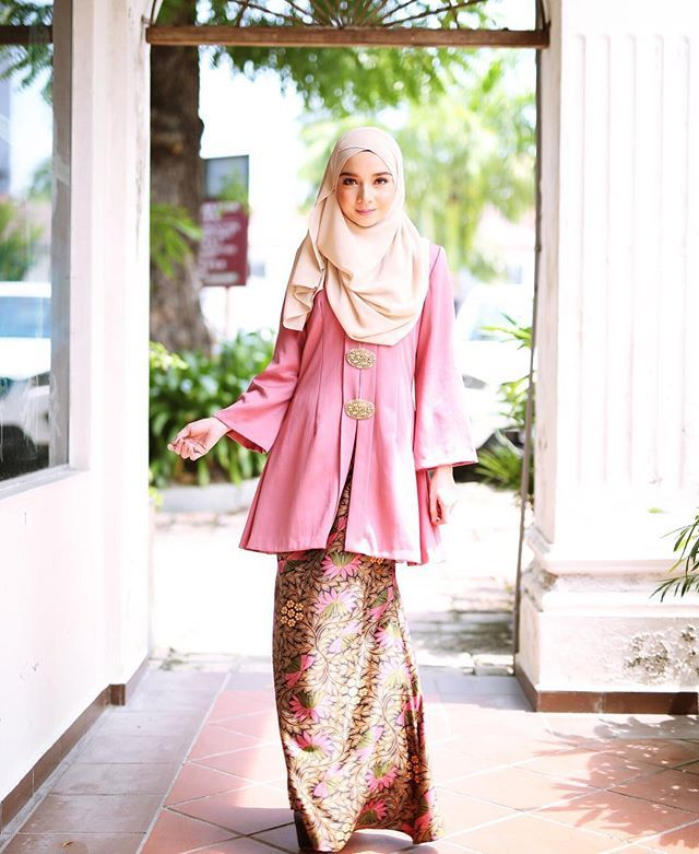 Soraya Batik untuk Aidiladha awak #minimalace
