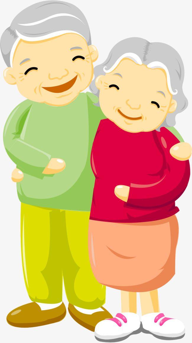 Grandfather And Grandmother Grandpa Grandmother Cartoon Png Image Cartoons Png Cartoon Mother Clipart