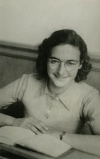 Anne Frank's history: Anne Frank at the Jewish Lyceum