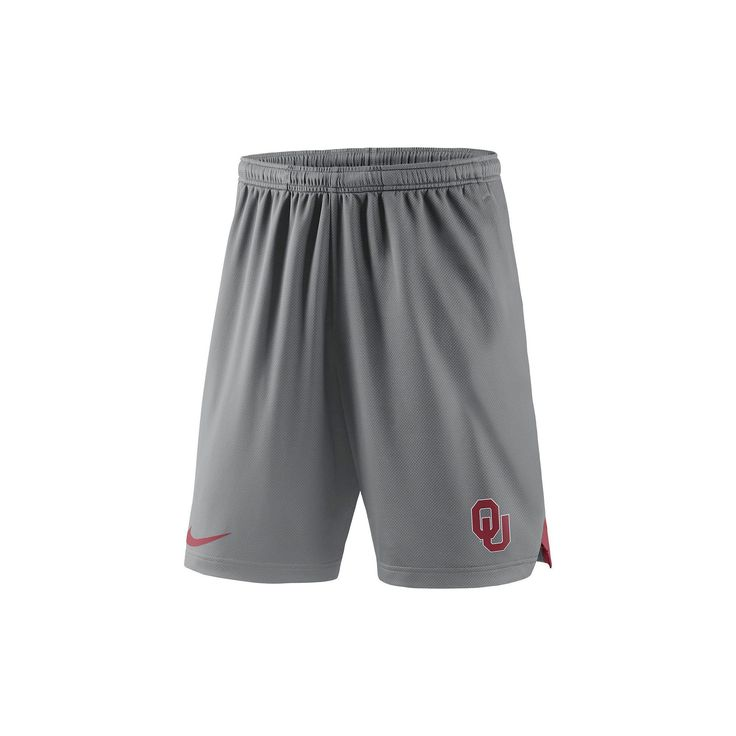 Men's Nike Oklahoma Sooners Football Dri-FIT Shorts, Size: Medium, Ovrfl Oth