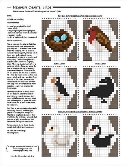 chronographia | Downloadable Hexagon Goodness