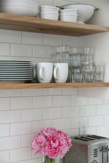 kitchen subway tiles white subway tiles wooden kitchen subway tile