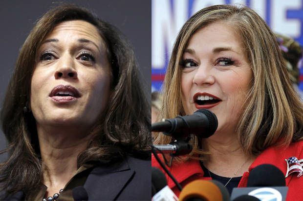 That's a great sign for Democrats nationwide:  The race between 2 Democrats — Kamala Harris and Loretta Sanchez — to replace Barbara Boxer speaks volumes