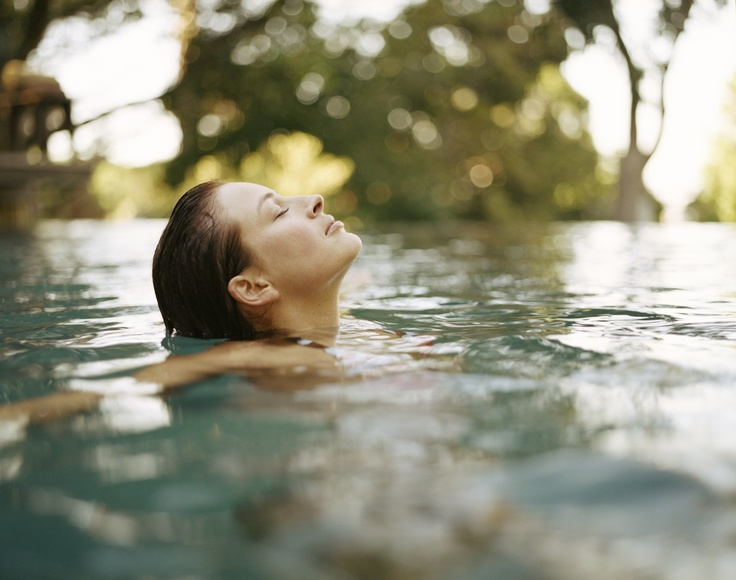 Nothing is more beneficial to your body and your mind than relaxing in a bubbling, warm spa.