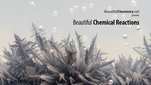 Eight types of beautiful chemical reactions are presented in this short video. For more information, please visit: http://BeautifulChemistry.net  Video & Editing Yan Liang (http://L2Molecule.com)  Chemical Reaction Design Xiangang Tao, Wei Huang, & Yan Liang Chemical reactions were shot at the Chemistry Experiment Teaching Center of USTC  Music Royalty-free audio clips from Maxon Cinema 4D ...