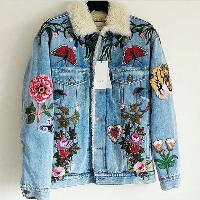 Gucci Jacket Photo by unknown #houseofstreetwear #gucci