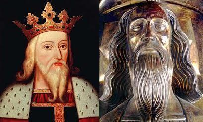 Un grand Roi anglais : Edouard III Plantagenêt.-  Vers 1340, Edouard III, roi d'Angleterre, aspire à s'emparer de la couronne de France. Il délègue, en Guyenne, le comte de Derby, à la tête d'une puissante armée, lui imposant pour objectif de ravager les provinces françaises en semant la terreur, en créant de continuelles escarmouches avec les français. Ce dernier finit par envahir la Saintonge et le Poitou.