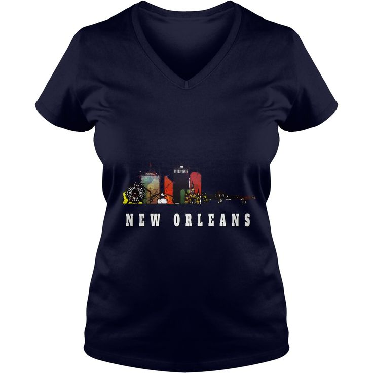New Orleans skyline TShirt #gift #ideas #Popular #Everything #Videos #Shop #Animals #pets #Architecture #Art #Cars #motorcycles #Celebrities #DIY #crafts #Design #Education #Entertainment #Food #drink #Gardening #Geek #Hair #beauty #Health #fitness #History #Holidays #events #Home decor #Humor #Illustrations #posters #Kids #parenting #Men #Outdoors #Photography #Products #Quotes #Science #nature #Sports #Tattoos #Technology #Travel #Weddings #Women