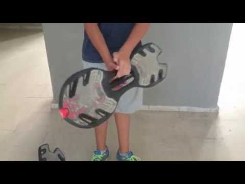Waveboard Nasıl Kullanılır Detaylı Türkçe Anlatım - 2 Tekerli Kaykay Nasıl Sürülür - YouTube