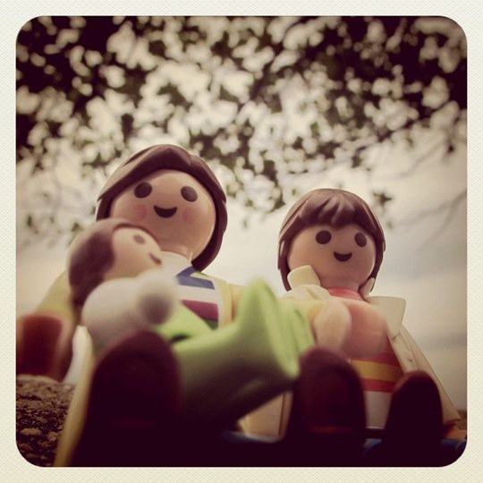Playmobil family (and many beautiful others)