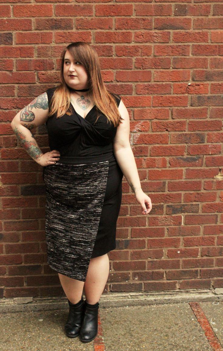 Girl Youd Better Work!  Studio 8 Plus Size Workwear