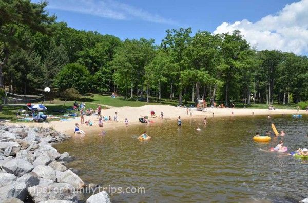 Cool off at Deep Creek Lake State Park, Maryland!  Tips on what you need to enjoy a day at the lake with your family.