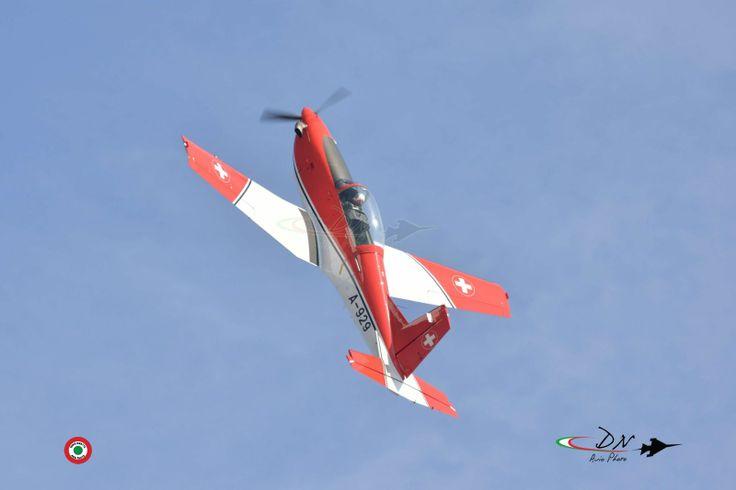 Pc-7 Team SWISS AIR FORCE www.dnaviophoto.it