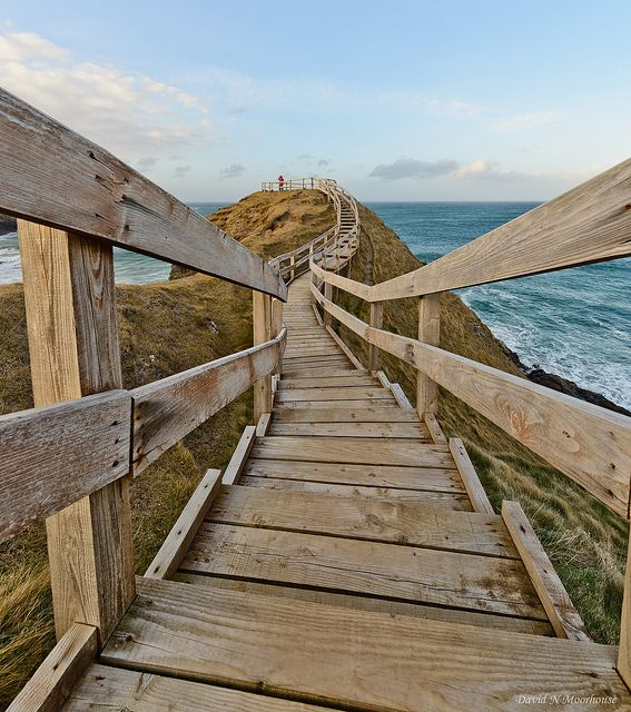 The Lookout, Sango Bay, Durness, Scotland, Great Britain by David N. Moorhouse via Flickr.com