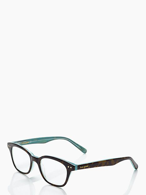 Fact 1. I just bought these reading glasses from Kate Spade. Fact 2. I love them a little too much. Fact 3. Sorry I'm not sorry.