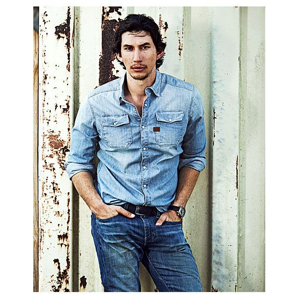 Were Offering $50 for Unretouched Images of Adam Driver