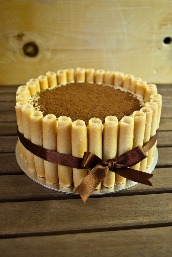Almost a Tiramisu Cake