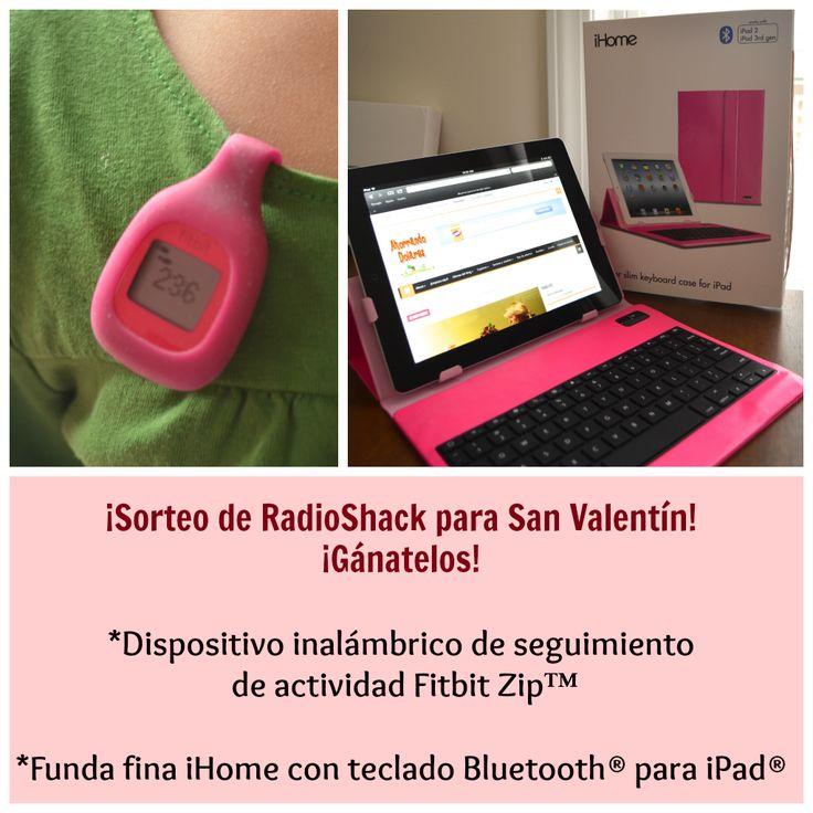 Ideas para regalar en San Valentín gracias a @RadioShack  (Sorteo) $130
