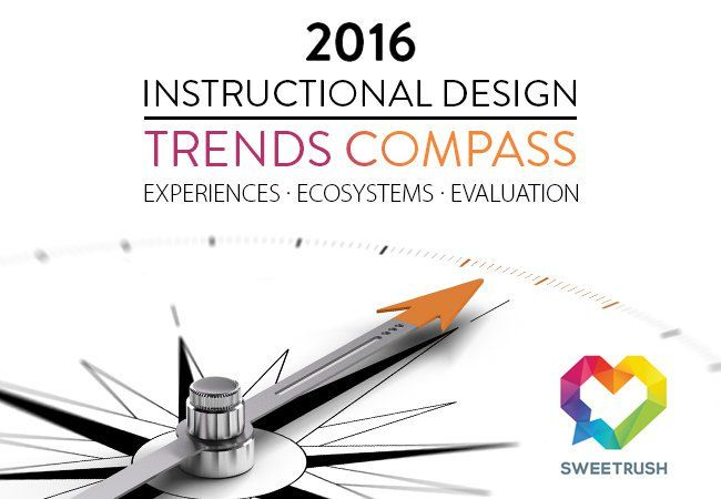 2016 Instructional Design Trends Compass: Experiences, Ecosystems, Evaluations. Oh My! - eLearning Industry