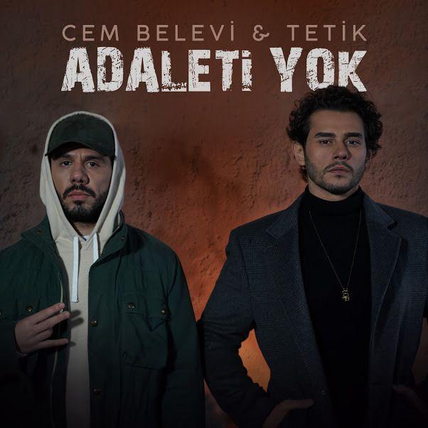 Cem Belevi Adaleti Yok Feat Tetik Sarki Sozleri Sarkilar Trap Muzik Sarki Sozleri