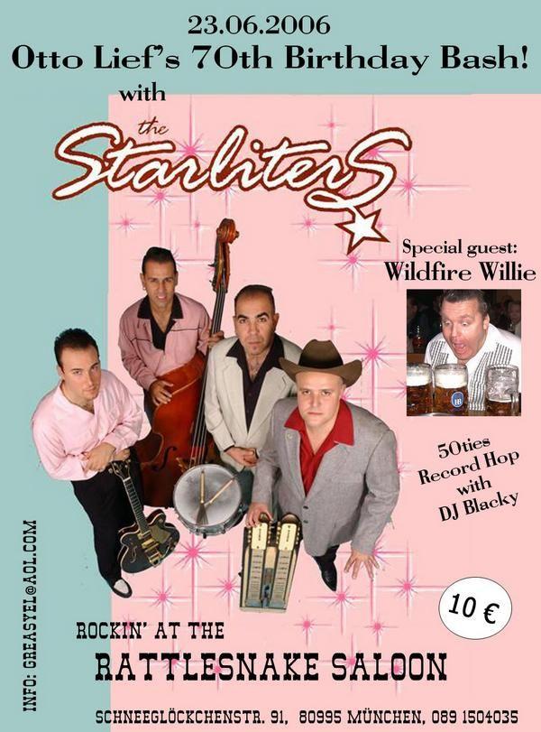 The starliters Photos on Myspace