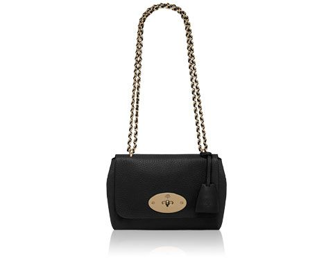 Mulberry - Lily in Black Soft Grain Leather