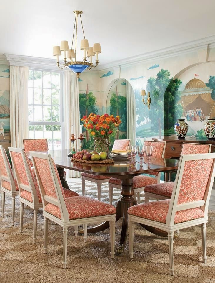 612 Best Diningeating Areas Images On Pinterest  Dining Rooms Prepossessing Tropical Dining Room Chairs Review