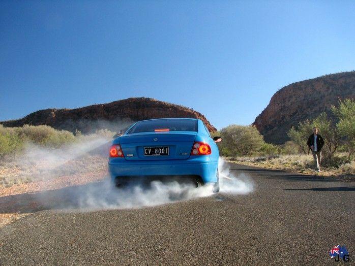 burn outs | Hoon car Holden Monaro burnout