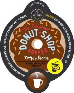 Keurig Coffee People Donut Shop Travel Mug Vue Pack - 12 Count - 9349012 by Keurig. $14.66
