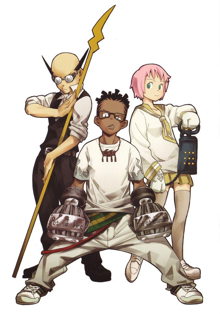 Soul Eater Manga Ending