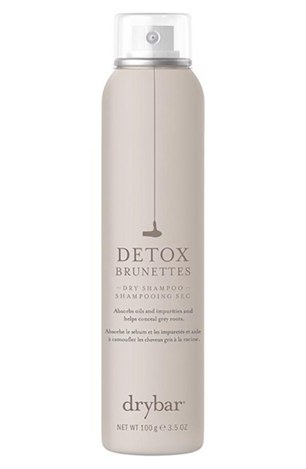 Detox Dry Shampoo for Brunettes from Drybar