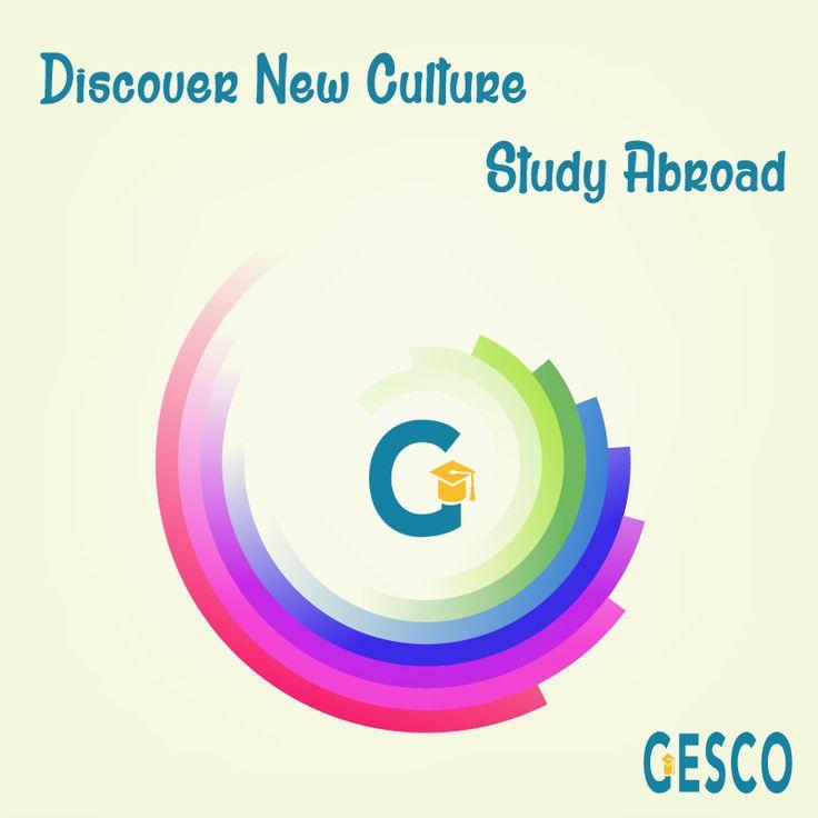 Discover New Culture by #GESCOJo  #StudyAbroad #UK #USA #Spain #Cyprus  Mecca St. Al-Hijaz Towers (158) office (603)  065562033/065562022/ #Jo #Amman #Jordan