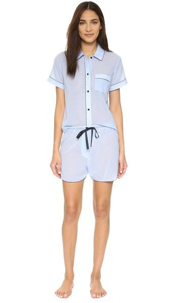 Morgan Lane Пижамные шорты Lucia Bea