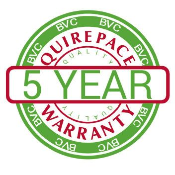 Quirepace have introduced a 5 year parts warranty on BVC Industrial Vacuum Cleaners from the Centurion, Tower, Combi and Indy ranges and also on BVC Multistage Blowers and Exhausters.  This market-leading warranty applies to all parts on these ranges of machines except for those parts that are consumables. This development demonstrates the confidence that Quirepace have in our BVC machines that are designed for the toughest applications.