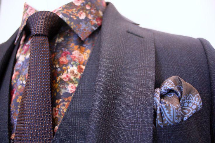 3 piece ZZegna suit. #theodor1922