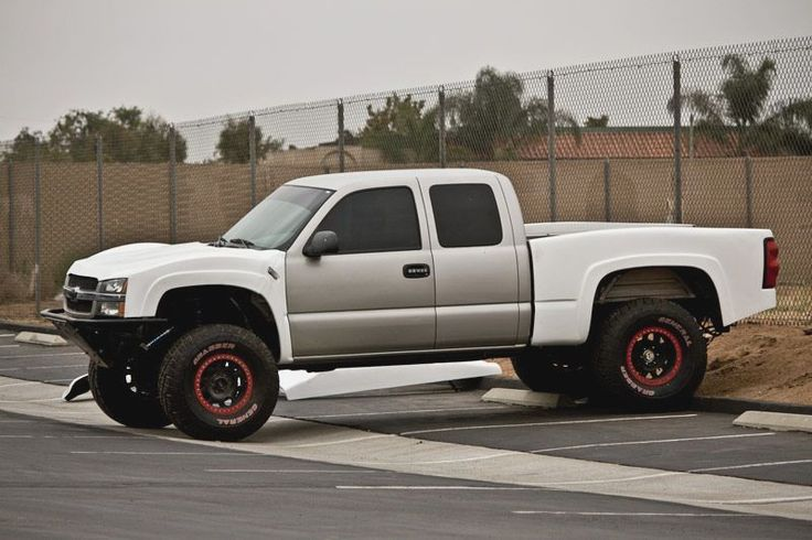 Trophy Truck For Sale >> Chevy Trophy Truck For Sale 99 06 Chevy Silverado Tt Style Bedsides