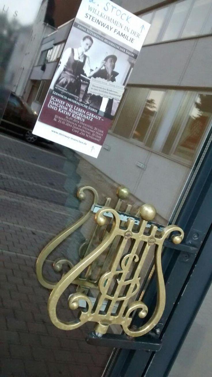 Steinway-Haus (Rubinstein Hall) - Laim - Μόναχο, Βαυαρία
