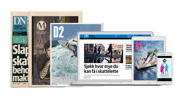 Lørdagsabbonement på DN