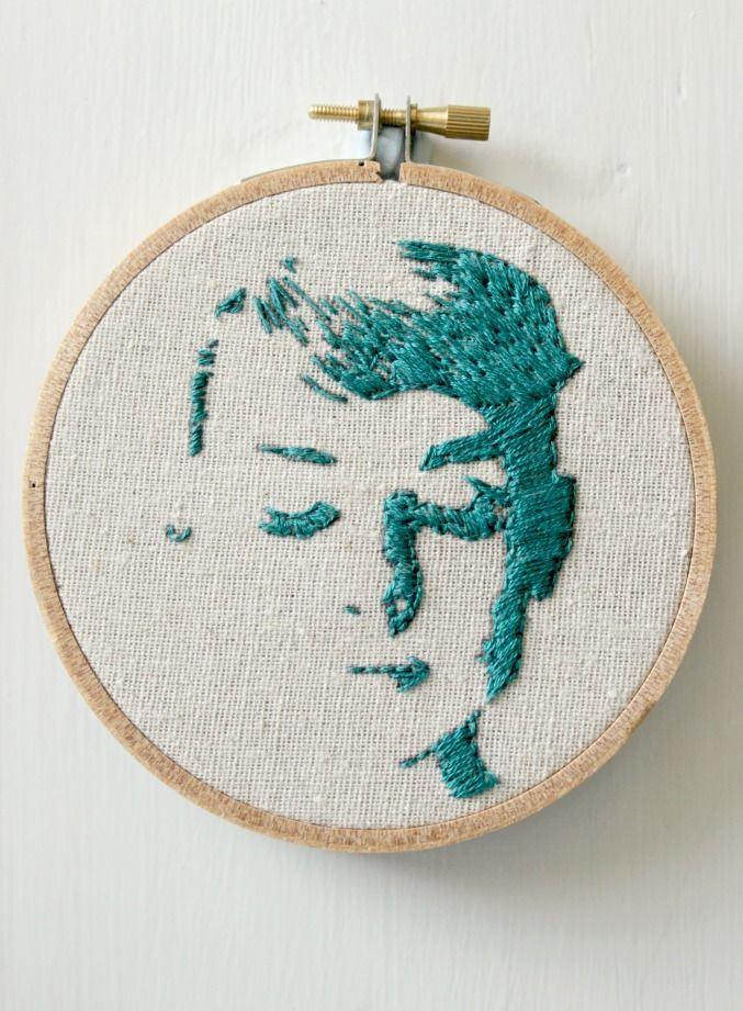 A blog for by stitchers, for stitchers. We're stitchy geeks.