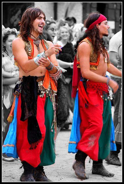 Male Gypsy Costume 27