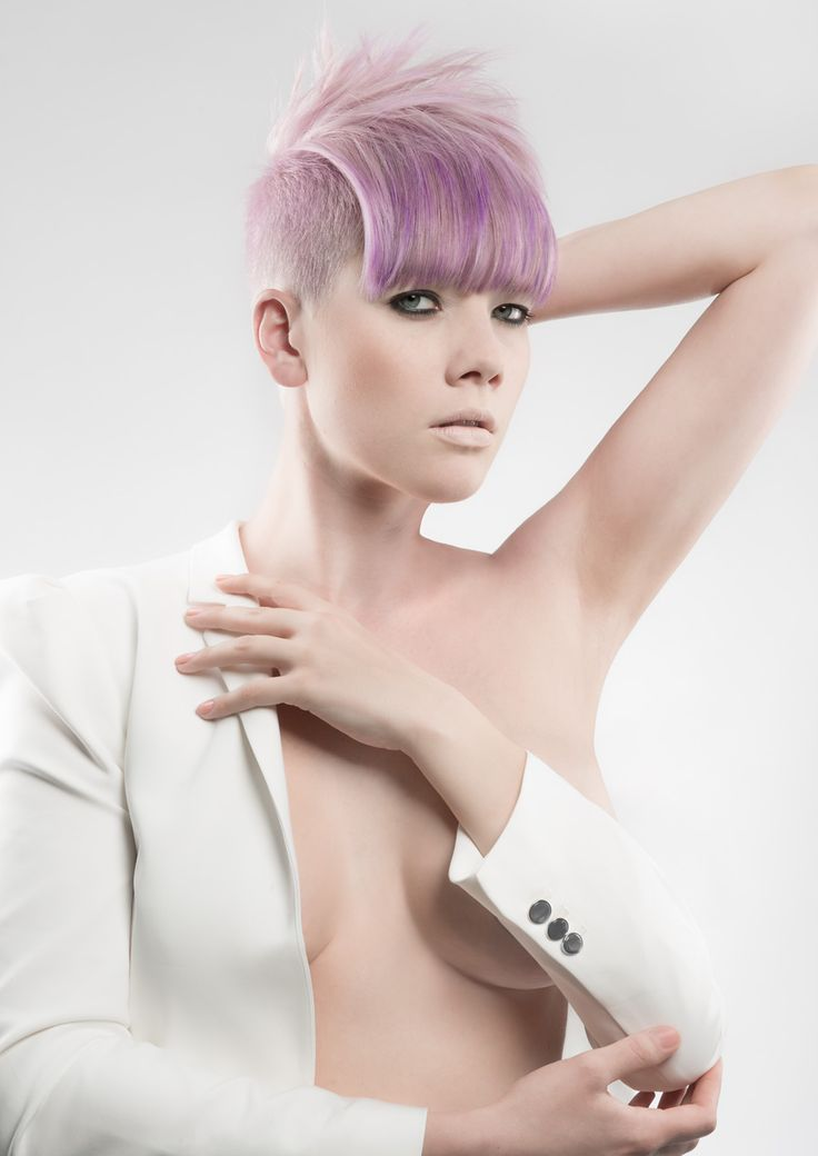 Color Zoom Challenge '14 entry for Partners Hairstyling by Lieke