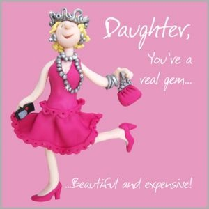 Merveilleux Birthday Greetings For Daughter Daughter Birthday Cards Happy Birthday .