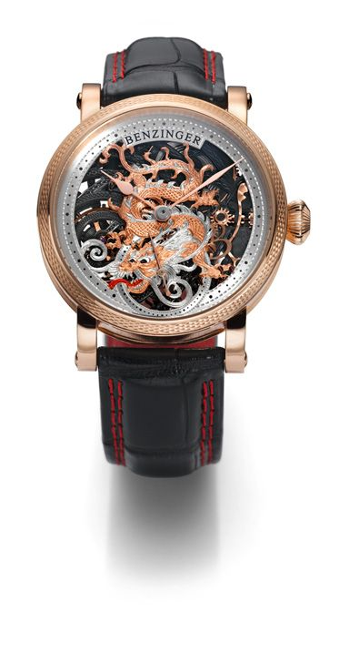 Grieb & Benzinger watch - absolutely beautiful :D